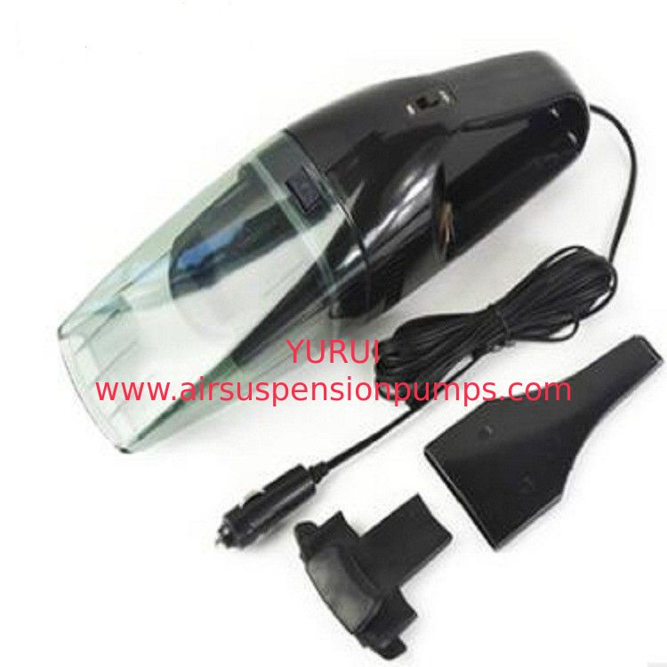 Auto Hand Held Battery Powered Vacuum Cleaners Plastic Material Easy To Use