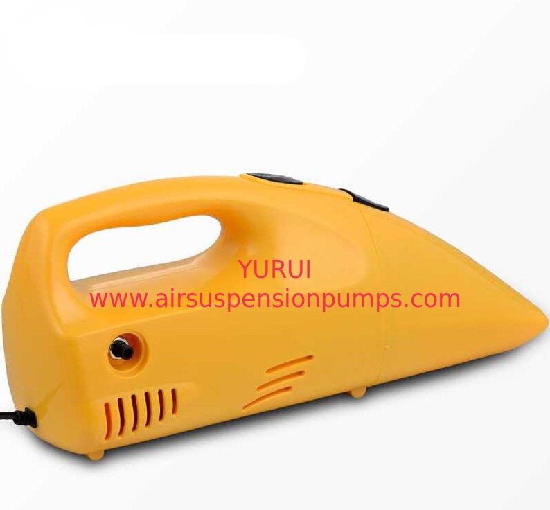 2 In 1 Portable Car Vacuum Cleaner 35 W - 60 W With Compressor