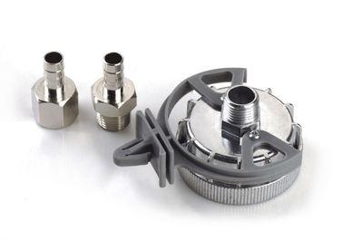 Conjuntos de filtro remotos do ar da entrada do metal impermeável com empacotamento personalizado